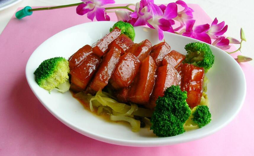 """【营销案例】一口幸福是知名美食自媒体""""菜菜美食日记""""的微信店铺"""