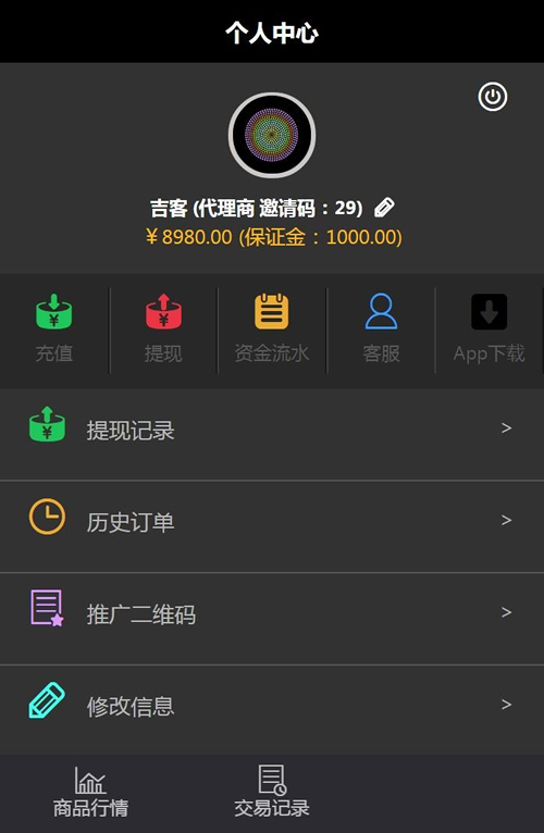 php外汇源码#2020最新微盘微交易源码 MT4,外汇,贵金属交易升级版源码3