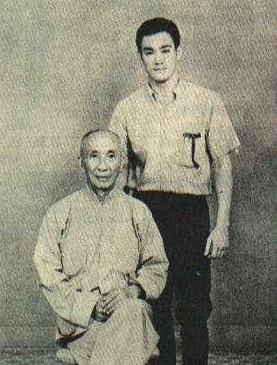 咏春君子叶问武术历史传奇一生概述!