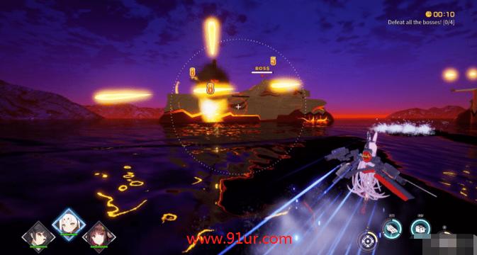 《碧蓝航线:Crosswave》官方中文 免安装未加密2