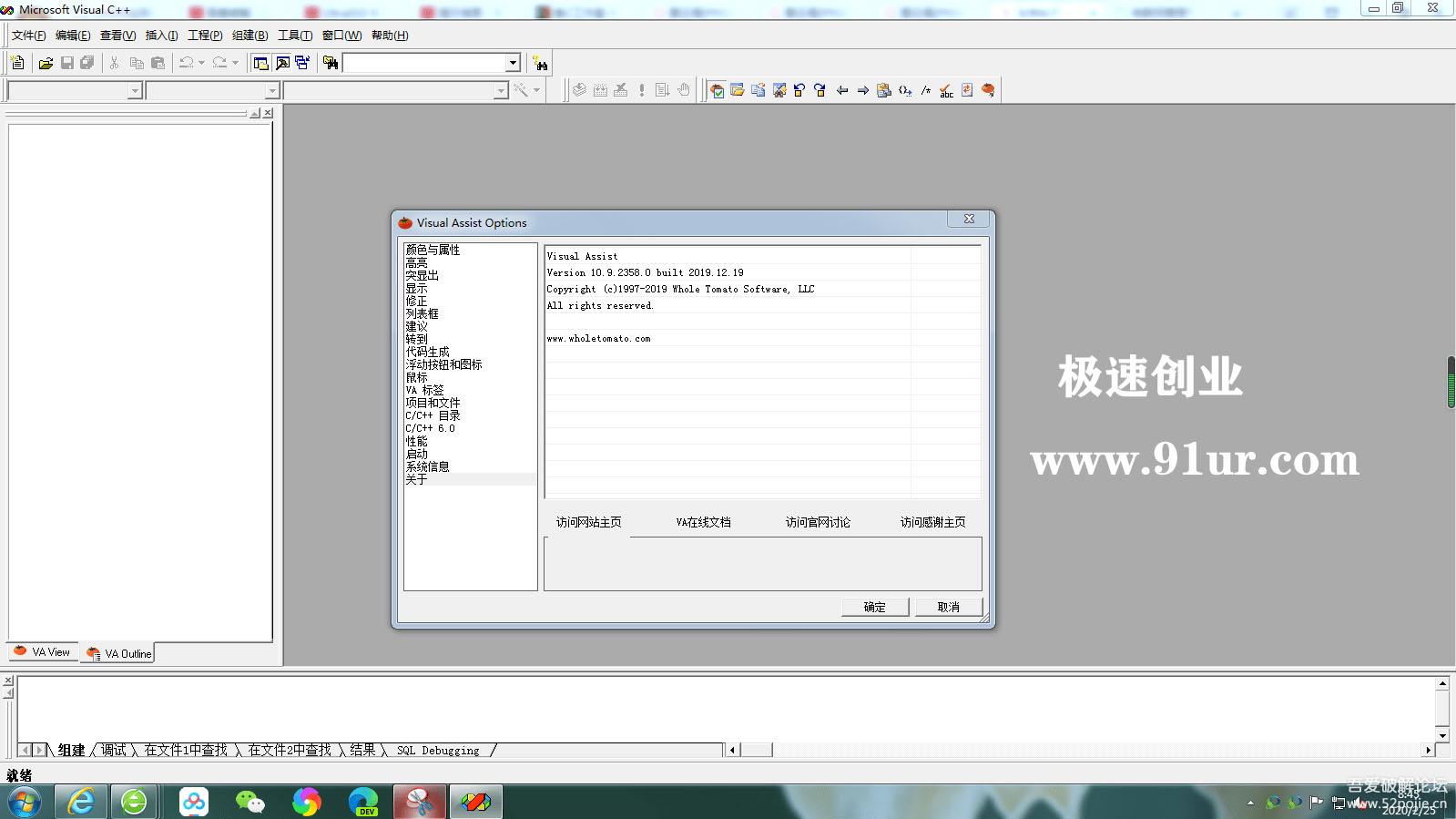 Visual Assist C++#Visual Assist X10.9.2358.0汉化包2