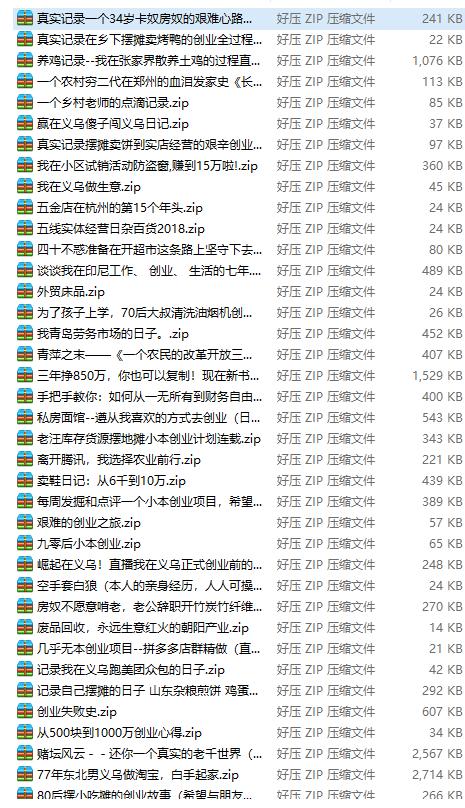 创业经商秘籍#天涯论坛创业经商文章存档合集【严禁外泄】