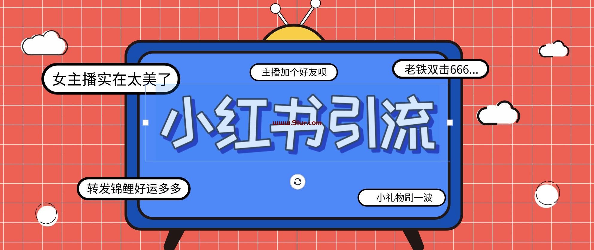 引流课程#小红书爆款推广引流训练课4.0