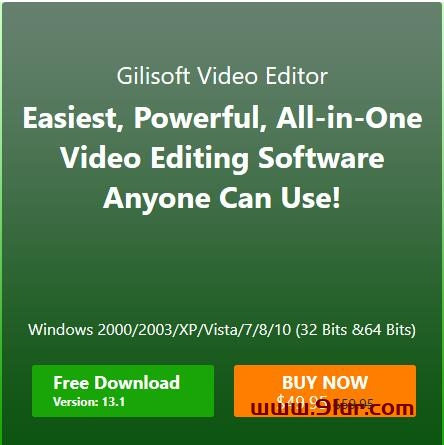 Gilisoft Video Editor Easiest, Powerful, All-in-One Video Editing Software Anyone Can Use!