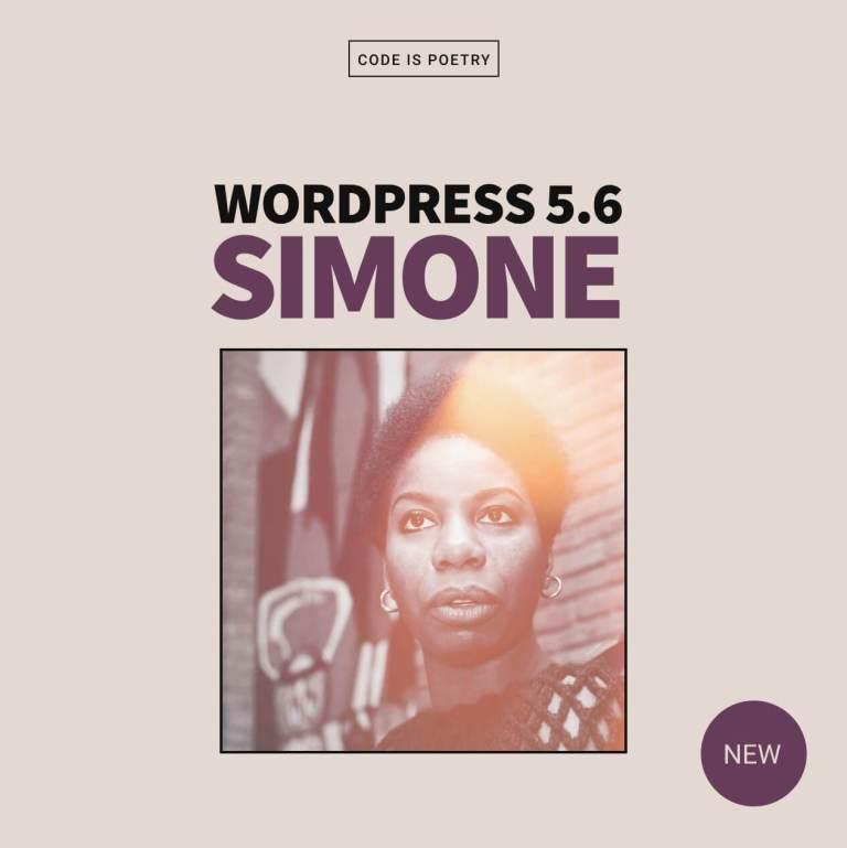 WordPress 5.6 发布