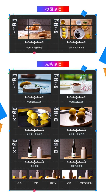 美食拍摄技巧#美食静物摄影视频教程全攻略
