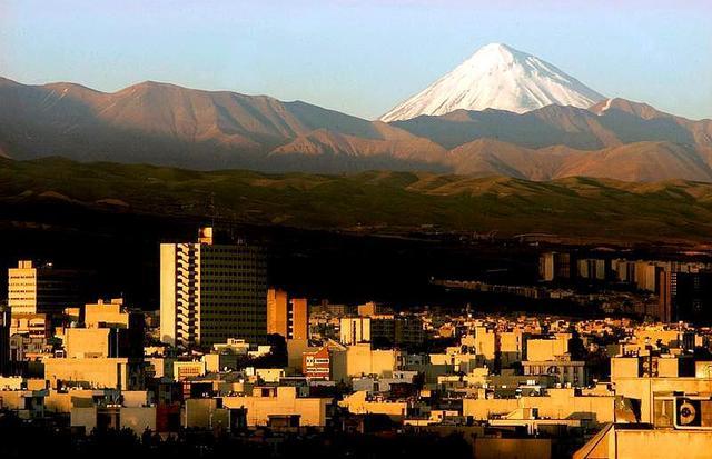 伊朗城市德黑兰