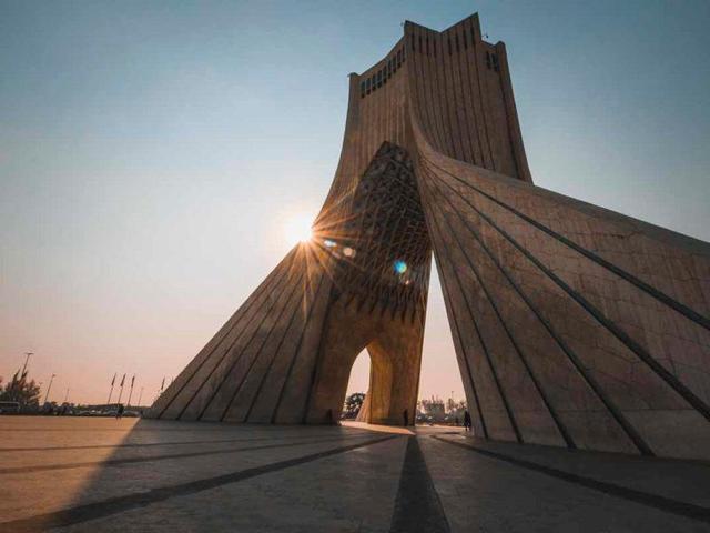 伊朗的地标性建筑伊朗寺